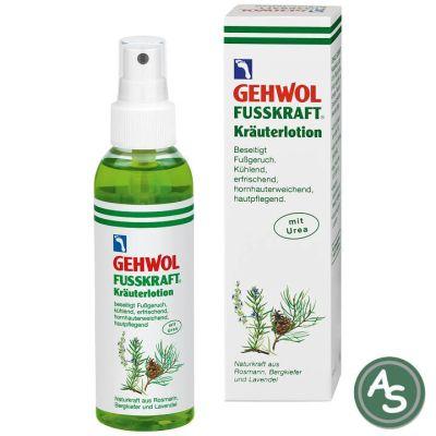 Gehwol Fußkraft Kräuterlotion - 150 ml | 5076 / EAN:4013474101063