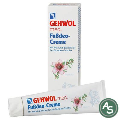 Gehwol med Fußdeocreme - 125 ml | 5093 / EAN:4013474107096