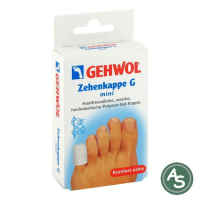 Gehwol Zehenkappe G Mini, 2 Stück | 6540 / EAN:4013474106679