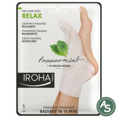Iroha Vlies-Fußmaske Relax   6343 / EAN:8436036430429