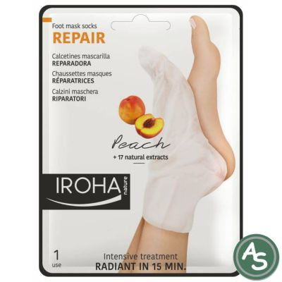 Iroha Vlies-Fußmaske Repair | 6342 / EAN:8436036430436