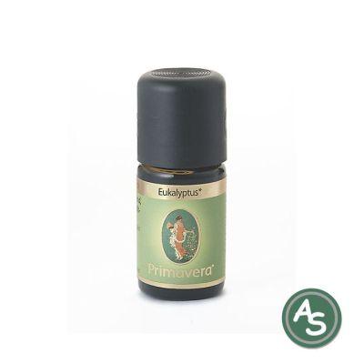 Primavera naturreines ätherisches Öl Eukalyptus (Cineol 85%) - 5 ml | 5334 / EAN:4086900105188