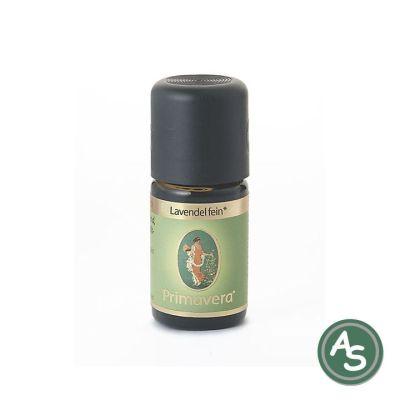 Primavera naturreines ätherisches Öl Lavendel, fein - 5 ml | 5335 / EAN:4086900105423