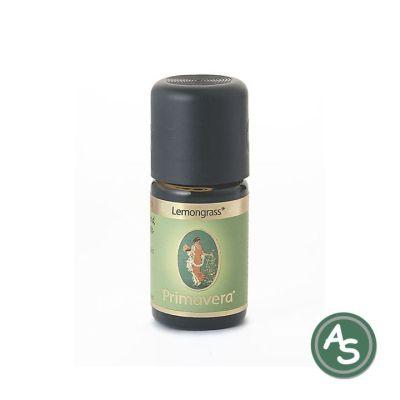 Primavera naturreines ätherisches Öl Lemongrass - 5 ml   5333 / EAN:4086900102491