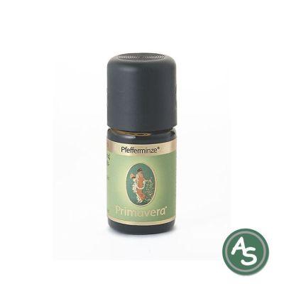 Primavera naturreines ätherisches Öl Pfefferminze - 5 ml | 5336 / EAN:4086900105539