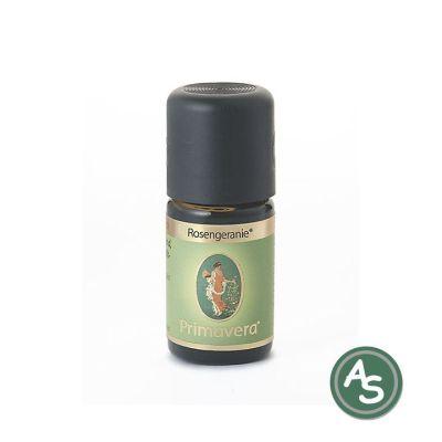 Primavera naturreines ätherisches Öl Rosengeranie - 5 ml | 5339 / EAN:4086900106437