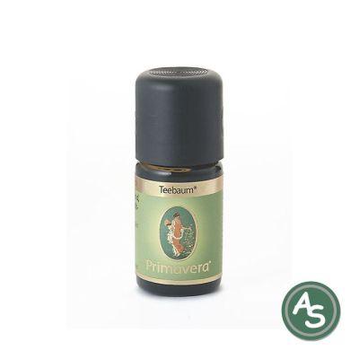 Primavera naturreines ätherisches Öl Teebaum - 5 ml | 5340 / EAN:4086900106826