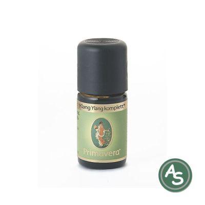 Primavera naturreines ätherisches Öl Ylang-Ylang kompl. - 5 ml | 5331 / EAN:4086900101623