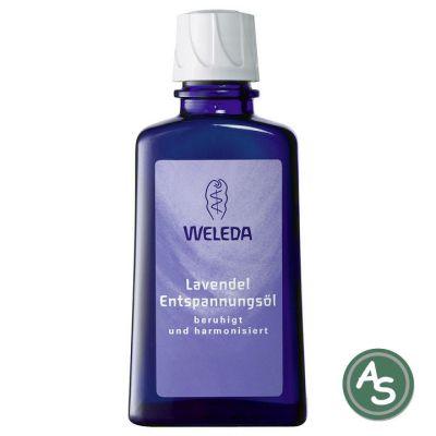 Weleda Lavendel-Entspannungsöl - 100 ml | 5019 / EAN:4001638099943